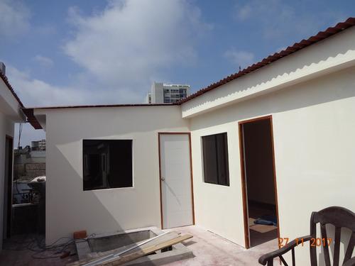 casas prefabricadas drywall - madera - osb