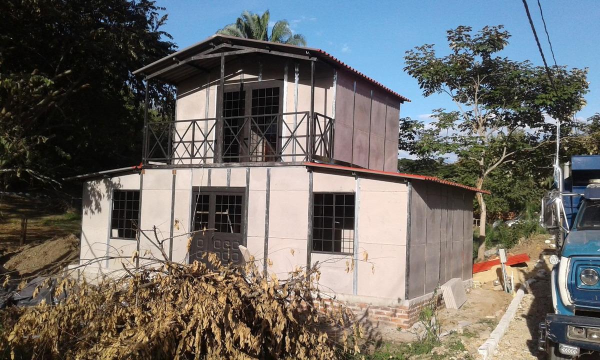 casas prefabricadas, económicas, rápida instalación, calidad