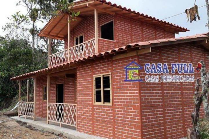 casas prefabricadas en 1 y 2 niveles desde 9'800.000
