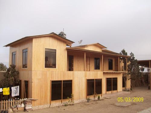 casas prefabricadas en chincha