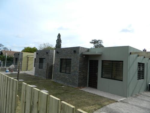 casas prefabricadas en isopanel con materiales de primera