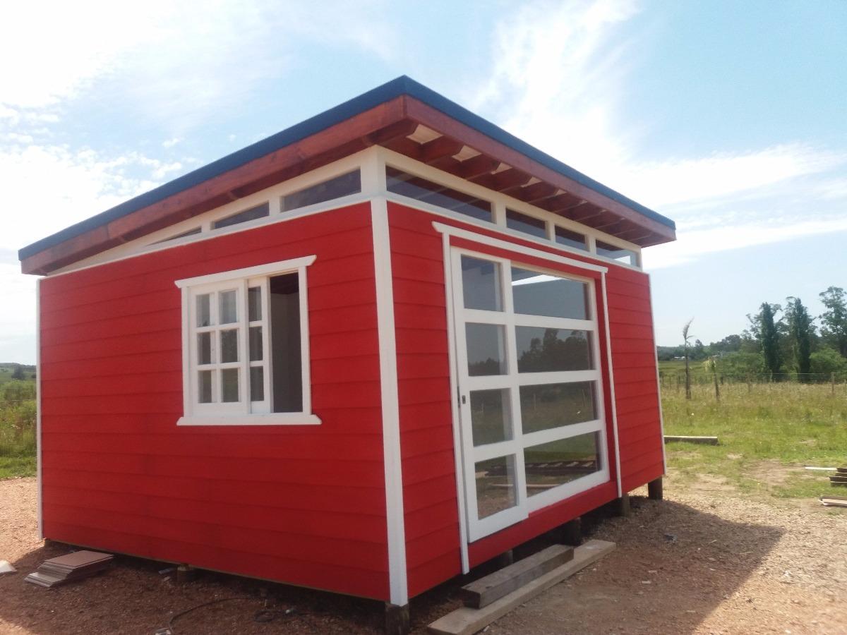 Casas prefabricadas en madera u s 750 00 en mercado libre for Buscar casas prefabricadas