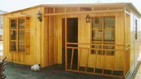 Casas Prefabricadas Madera Drywall