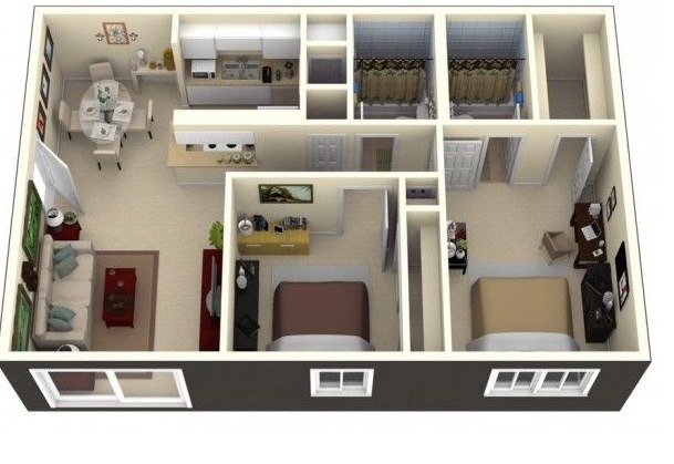 Casas Prefabricadas Madera Y Drywall Modulos Prefabricados