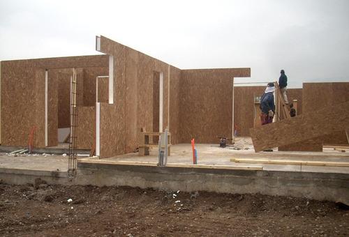 casas prefabricadas panel sip economica termica modular
