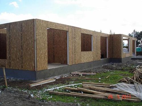 casas prefabricadas panel sip kit basico 31 m2