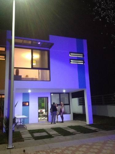 casas privada luz