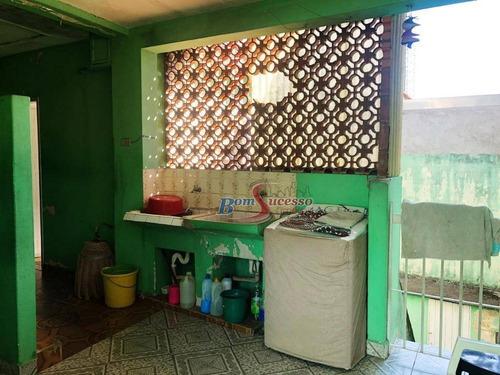 casas residenciais à venda, vila formosa, são paulo. - ca0518