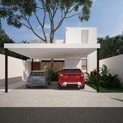 casas residenciales en privada en carret conkal