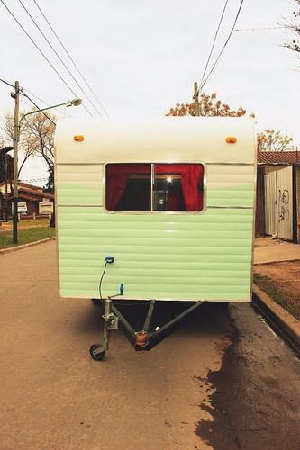 casas rodantes vintage