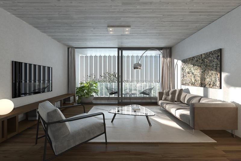 casas urbanas - 3 amb al frente c/balcon terraza