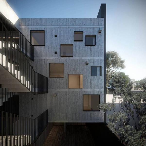 casas urbanas - 3 amb c/balcon corrido