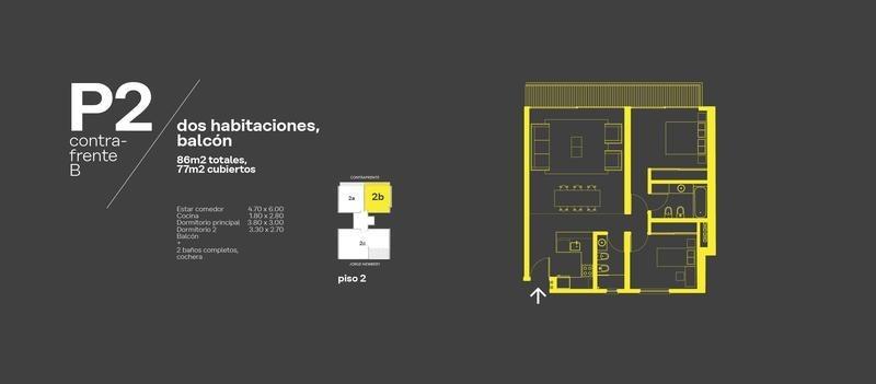 casas urbanas - ph 3 amb c/balcon corrido