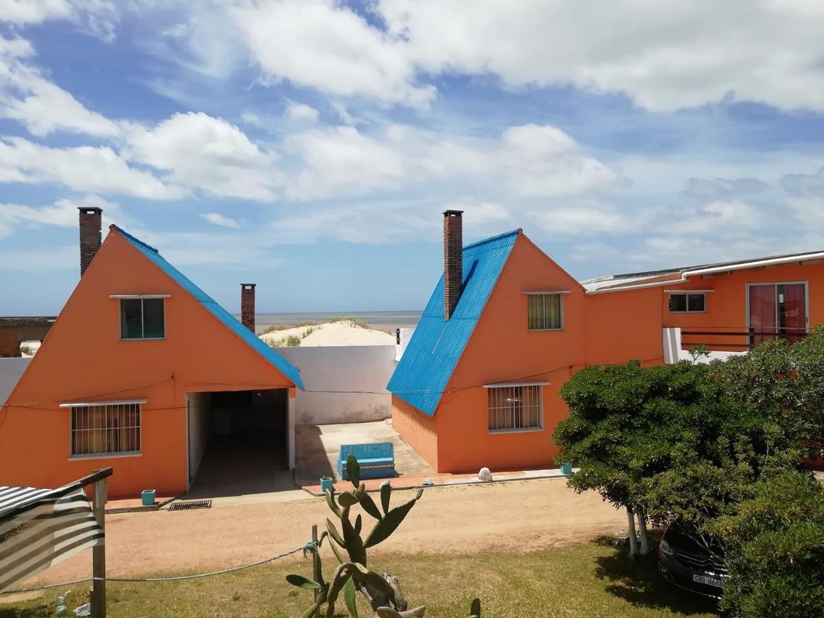 casas y cabañas frente al mar(las wimpy lado uruguayo