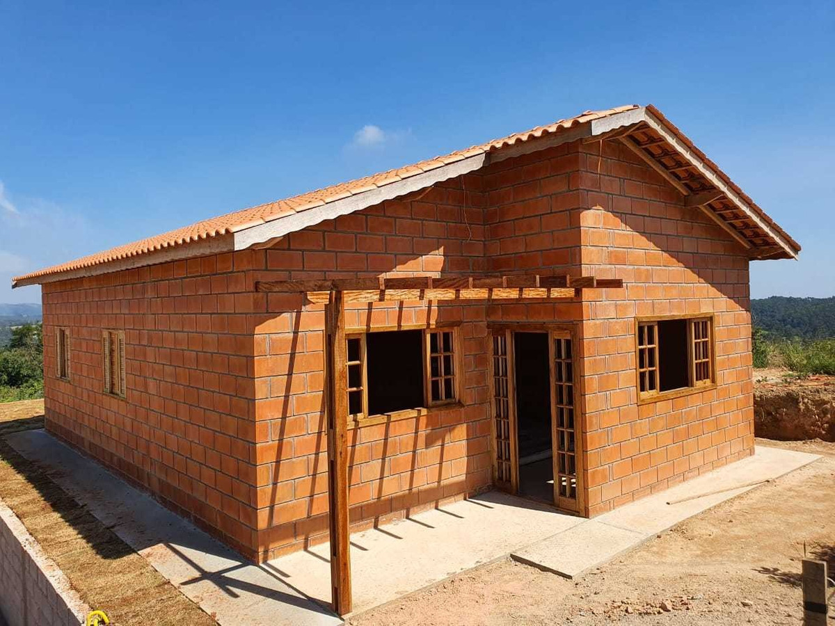 casas/chalés/chácaras no campo 180 mil