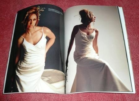 cásate y punto diciembre 2005 vestidos de novia catering