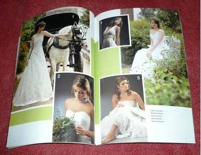 cásate y punto especial verano 2007 vestido novia matrimonio