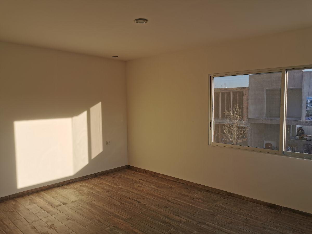 casatuya, casa en venta en loretta. patio con asador. aguascalientes.