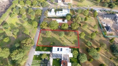 casatuya, terreno en venta en eden los sabinos 1,100 m2. aguascalientes.