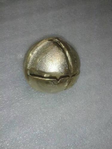 cascabeles de bronce