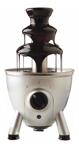 cascada chocolate fuente fondue 3 pisos palermo