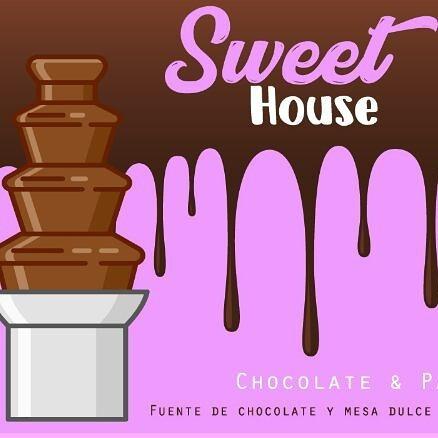 cascada de chocolate, mesa dulce, cholateria y patisserie