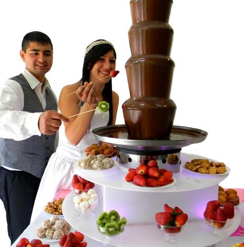 cascada de chocolate royal 8 pisos gigante venta alquilar