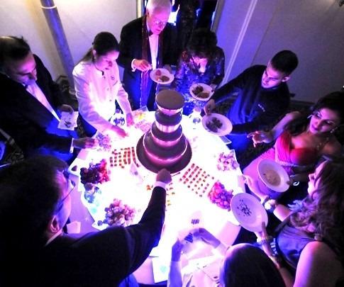 cascada de chocolate royal 8 pisos para alquiler rosario