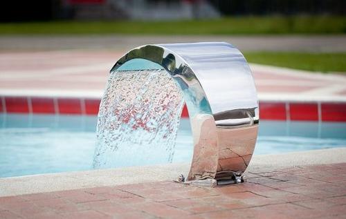 cascadas de agua  para jacuzys y piscinas