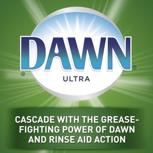 cascade actionpacs fresh olor detergente lavavajillas 60 uni