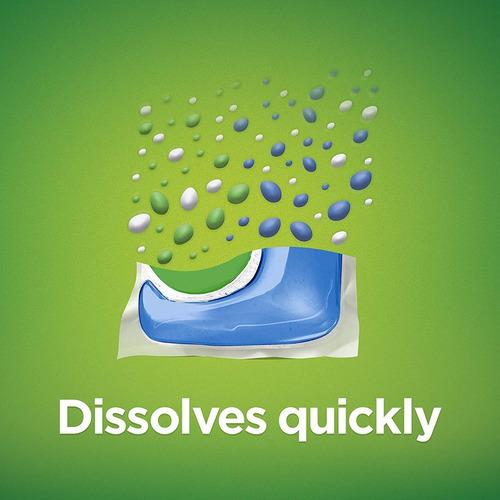 cascade complete detergente lavavajillas actionpacs 2.56 lb