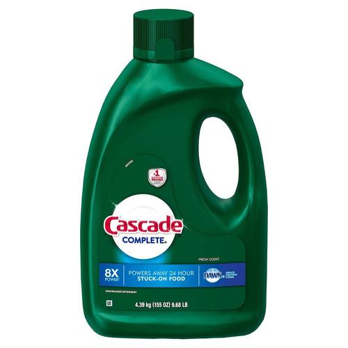 cascade detergente gel lavavajillas fresh 4.39kg