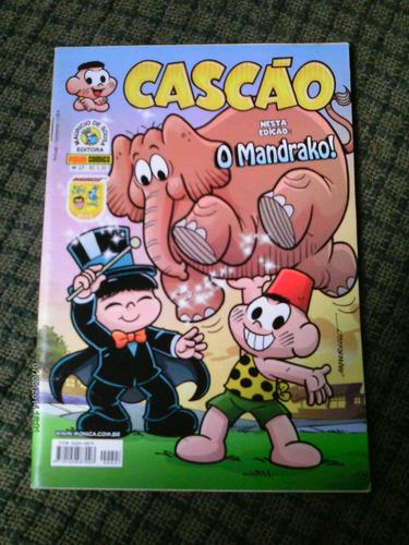 cascao n. 27 - panini comics