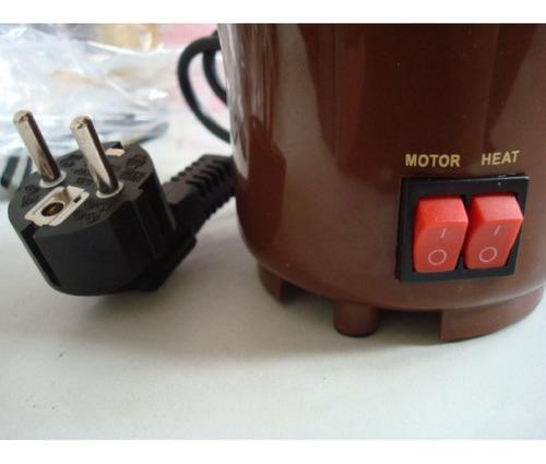 cascata chocolate maquina