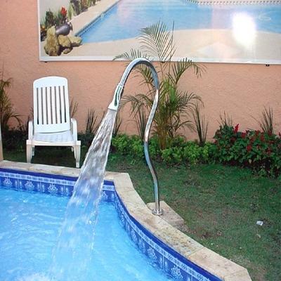 cascata tubular splash -sodramar