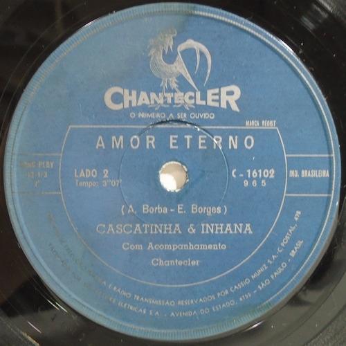 cascatinha e inhana 1965 anahi / amor eterno compacto