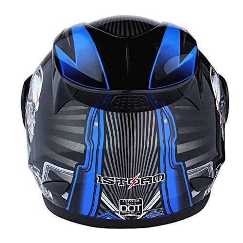 casco 1storm moto de completa cara helmet