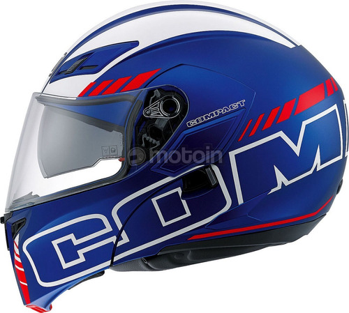 casco abatible agv compact multi seattle rider one