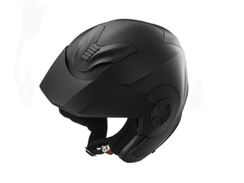 casco abierto ls2 f570 verso single mono matt black mg bikes