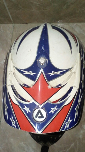 casco acerbis para motocros enduro