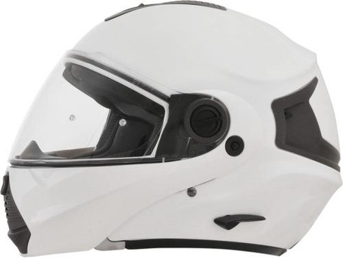 casco afx fx-36 2016 modular blanco perla 2xl