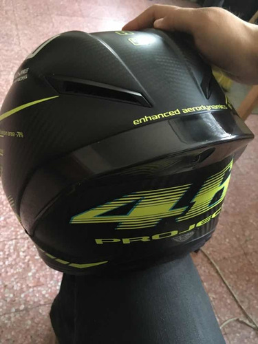 casco agv gp pista
