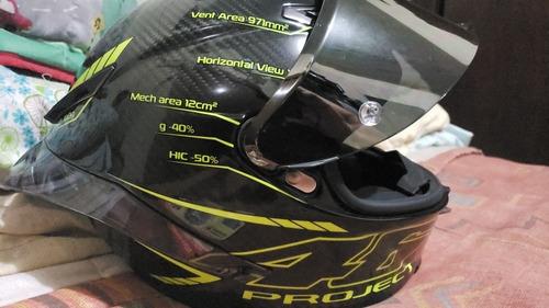 casco agv gpr pista project 3.0 talla ms