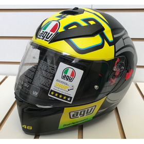 Casco Agv K-3 Sv- Valentino Rossi