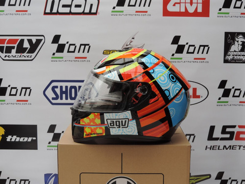 casco agv k3 sv elements