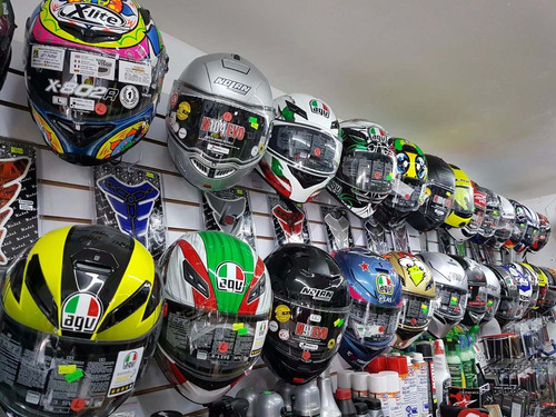 casco agv k3 sv replica mir rider one