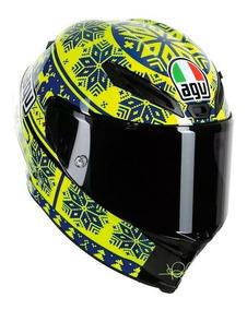 K1 Casco Motos Winter Sti Agv Test Rossi Top 2015 Valentino Y7byf6g