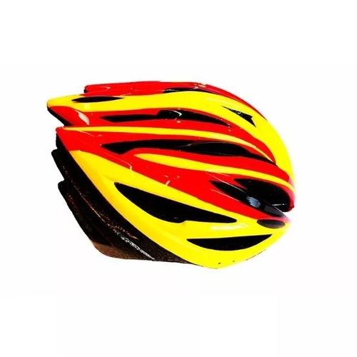 casco ajustable ciclismo bicicleta montaña ruta carreras