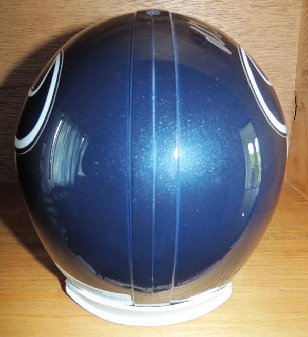 casco americano ridell firmado matt schaub texanos houston 2 en mercado libre. Black Bedroom Furniture Sets. Home Design Ideas