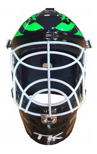 casco arquera hockey tk infantil niña niño arquero trilium 5